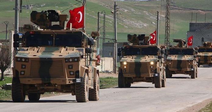 بعد التصعيد المتبادل.. دوريات أمريكية تركية مشتركة في المنطقة الأمنة شمال سوريا