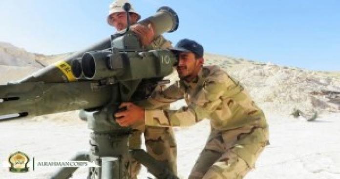 """""""فيلق الرحمن"""" بالقلمون يحصل على صواريخ """"تاو"""" الأمريكية"""