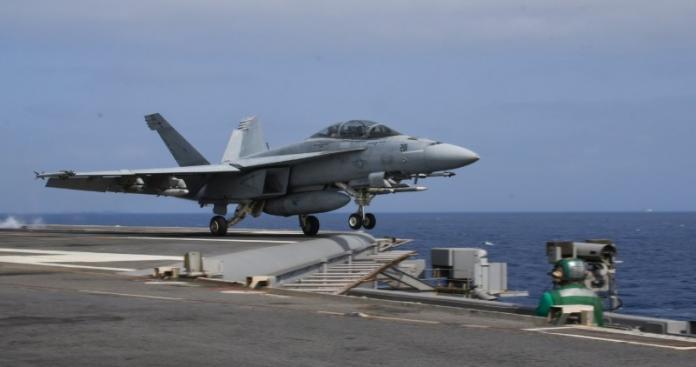 قوة هجومية أمريكية جديدة تشنّ ضربات داخل سوريا (صور)