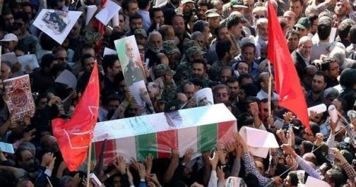 مقتل أربع ضباط إيرانيين في حلب