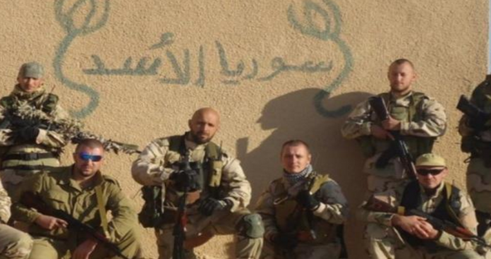 مقتل مرتزق روسي بمعارك ديرالزور