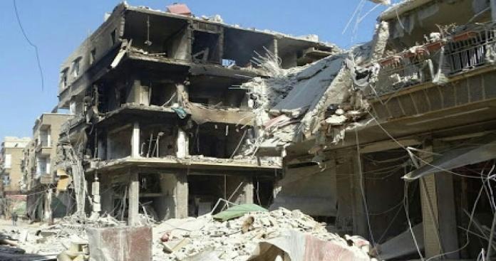مصير مجهول لعدد من أهالي حي القابون بالعاصمة دمشق