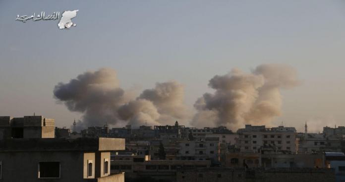 40 ضحية مدنية امس الجمعة في سوريا