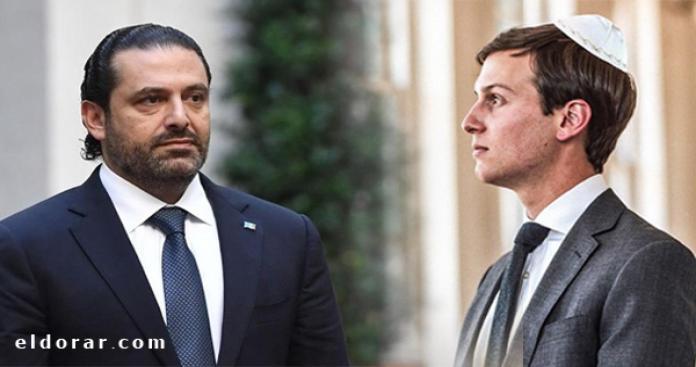 """مصادر لبنانية تكشف إغراءات """"كوشنر"""" للبنان للموافقة على """"صفقة القرن"""""""