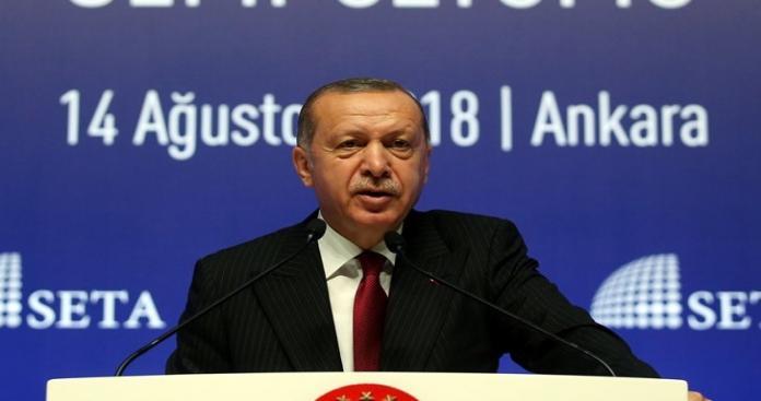 """خطوة """"جديدة"""" لأردوغان ضد أمريكا"""