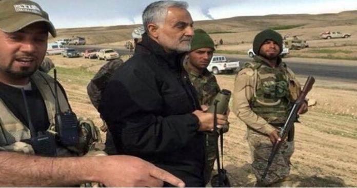 """وسائل إعلام إيرانية: إصابة """"قاسم سليماني"""" بمعارك سوريا"""