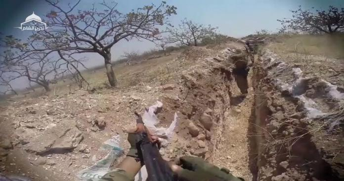 """""""معركة الارادة"""".. إصدار مرئي لـ""""تحرير الشام"""" يستعرض مراحل معارك حماة وإدلب"""