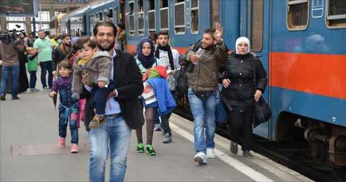 دولة اسكندنافية تفتح ذراعها للاجئين السوريين