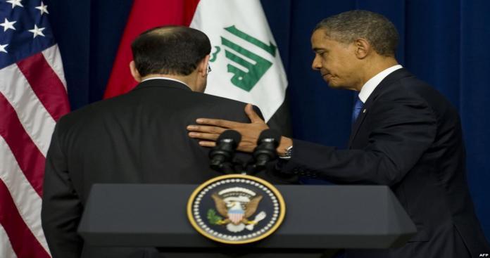 فشل أوباما وطائفية المالكي.. والمسئولية عن أحداث العراق