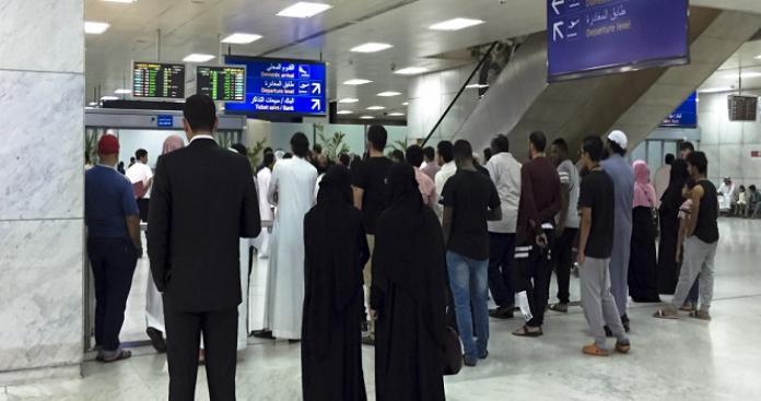 الكشف عن أرقام صادمة لعدد الوافدين الذين غادروا السعودية في 2018