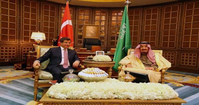"""كيف تنظر الرياض لزياة """" أوغلو"""" إلى طهران .. وماتأثيرها على تنسيق الطرفان في سوريا ؟"""