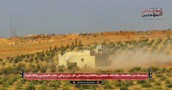 """""""وحرض المؤمنين"""" تعلن تأمين انشقاق عنصر من """"قوات الأسد"""" بريف اللاذقية"""