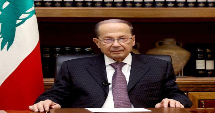 الرئيس اللبناني عن ملف اللاجئين السوريين: لن ننتنظر الحل الأمني أو السياسي بسوريا