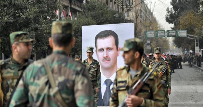 """قرار جمهوري غير معلن من بشار الأسد بشأن شعبة """"المخابرات العسكرية"""""""