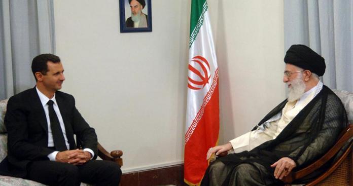 """تحليل مثير لـ""""فيصل القاسم"""" حول زيارة الأسد المفاجئة إلى إيران"""