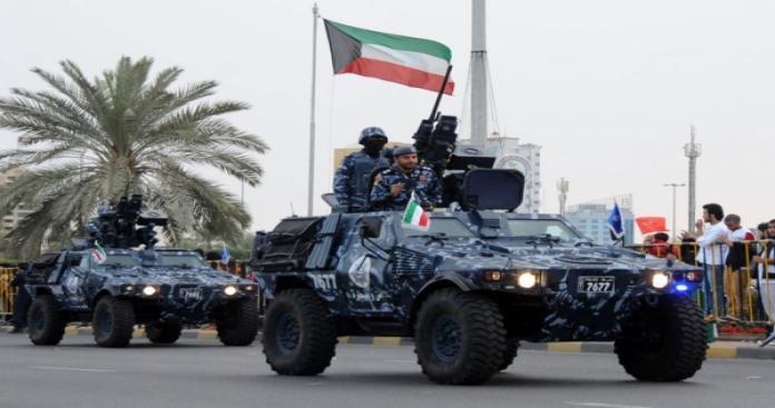 تحركات عسكرية في الكويت لمواجهة مخاطر تهدد أمن البلاد