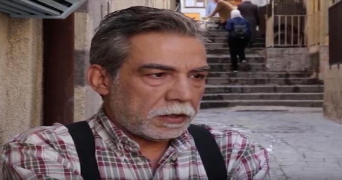 """الممثل الموالي أيمن رضا في أزمة كبيرة بسبب """"نظام الأسد"""""""