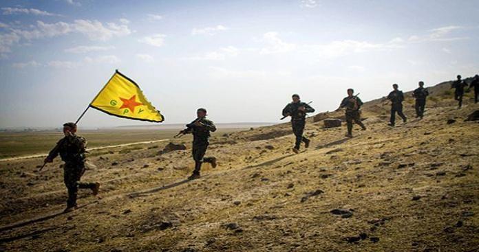 """ال YPG يتقدم على تنظيم الدولة غربي الرقة ضمن حملة """"غضب الفرات"""""""