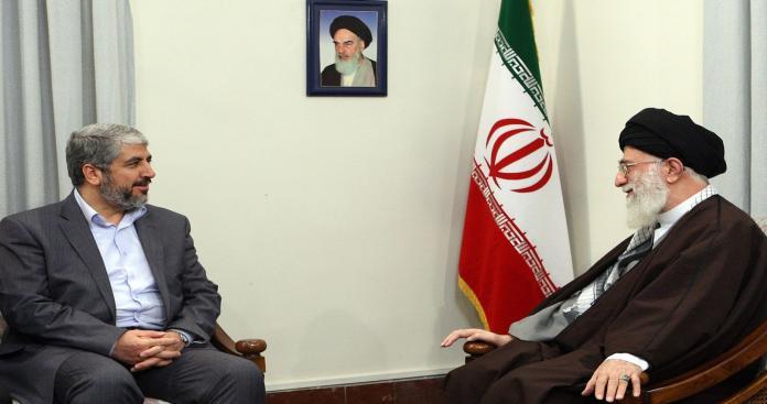 لماذا على حماس الابتعاد عن إيران اليوم وليس غدا