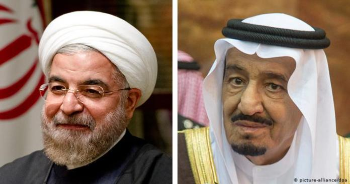 بعد وصول قوات أمريكية إلى المملكة.. إيران تبعث رسالة شكر مفاجئة إلى السعودية