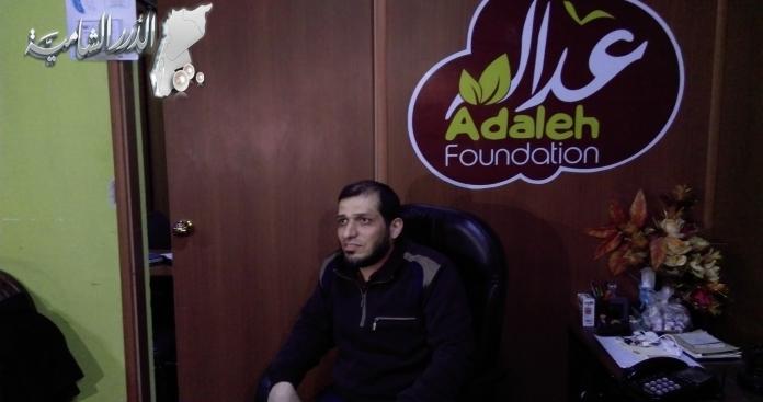 مؤسسات ثورية تنفذ أكبر حملة إغاثية مجانية منذ بداية حصارالغوطة الشرقية