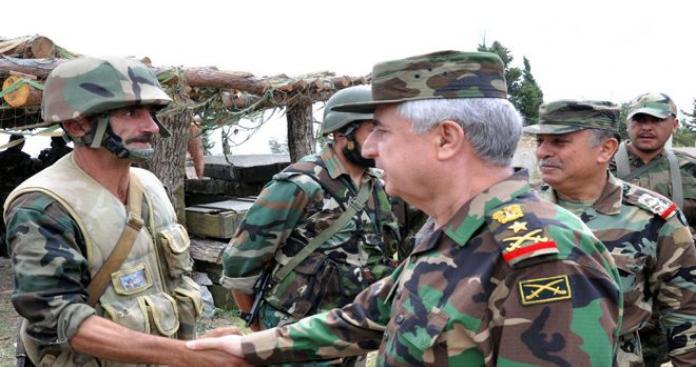"""وزير دفاع الأسد يكشف عن قرار مهم يتعلق بدورات """"خدمة الاحتياط"""""""