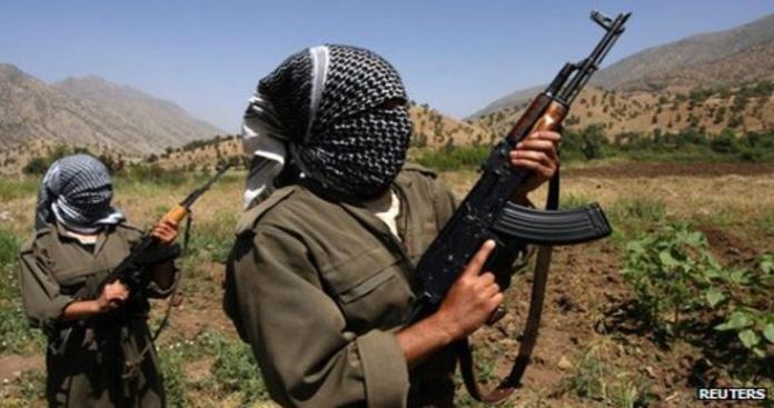 كمين للجيش التركي يقتل 17 عنصر من pkk شمال الحسكة