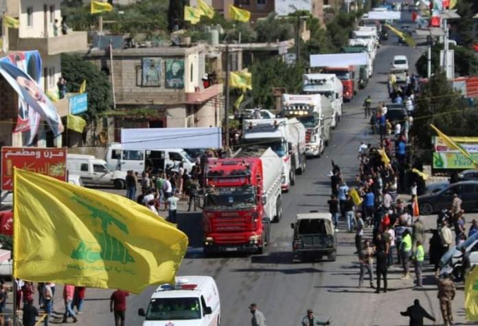 أول تعليق لواشنطن على إرسال شحنة نفط إيرانية إلى بيروت عبر سوريا   الدرر الشامية