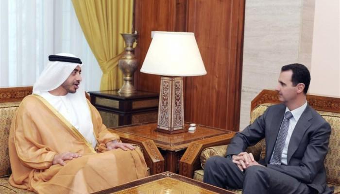 """""""قانون قيصر"""" يفسد مخططات الإمارات في سوريا.. صحيفة فرنسية تكشف التفاصيل"""