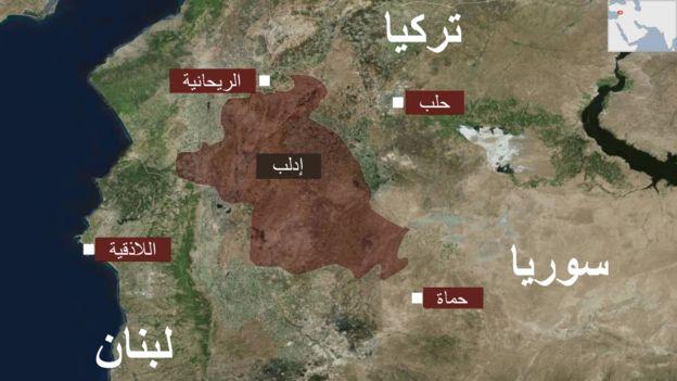 الكشف عن خطوة دبلوماسية قريبة بشأن مسألة إدلب