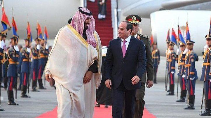 """مقاول الجيش المصري يصدم """"إعلام السيسي"""" بما فعله مع محمد بن سلمان (فيديو)"""