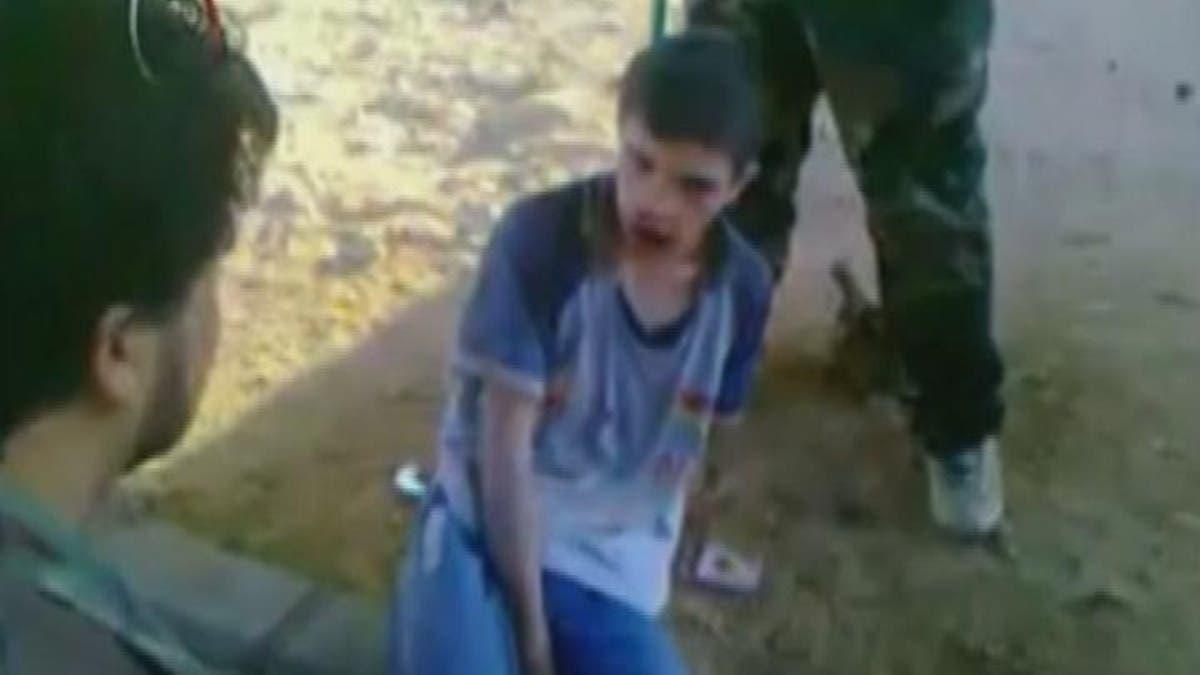 """حادثة مأساوية.. عنصر بـ""""قوات الأسد"""" يعتدي على طفل داخل مدينة حلب بطريقة وحشية"""