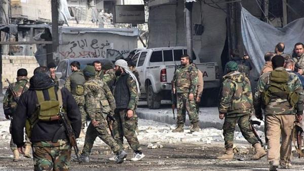 حدث غير مسبوق في طفس غربي درعا لأول مرة منذ توقيع التسوية مع النظام