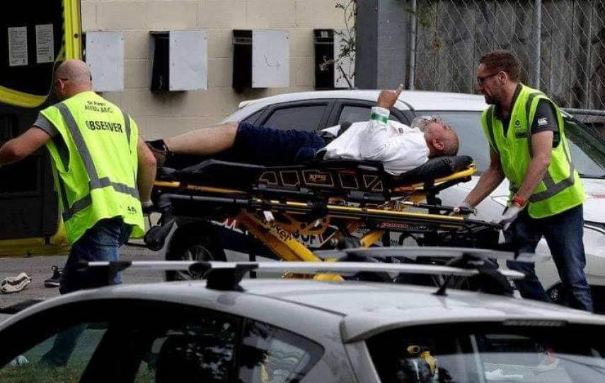 فيصل القاسم يعلق على مذبحة مسجدي نيوزيلندا