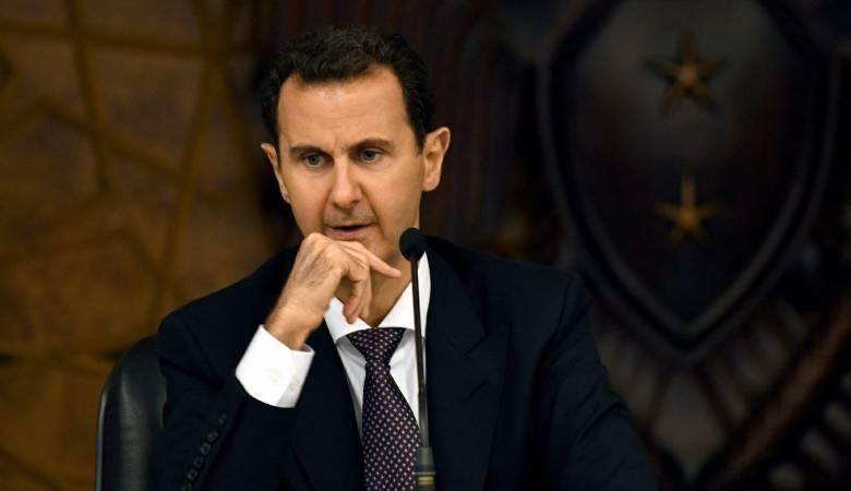 بشار الأسد يعتمد أوراق سفيري دولتين لدى دمشق