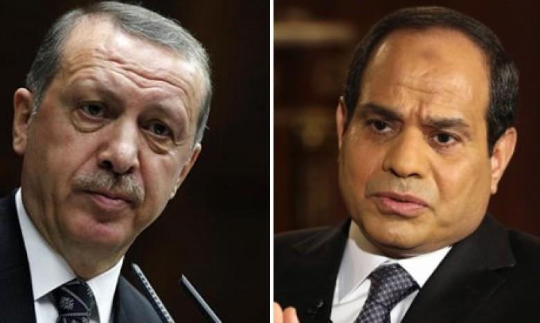 """""""أردوغان"""" يصعد أمام """"السيسي"""" ويعلن عن خطوة سيتخذها بخصوص موت """"مرسي"""""""