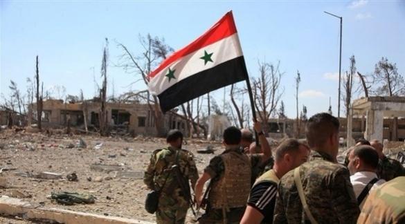 ضربة مُوجِعة تتلقاها مخابرات الأسد شرقي دمشق