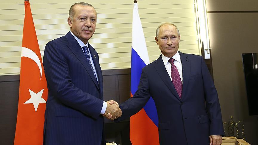 """صحيفة: اتفاق """"سوتشي"""" حول إدلب مؤقت.. وهذا موعد انطلاق الهجوم على المنطقة"""