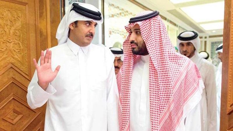 موقع ألماني: تميم بن حمد يتحدى محمد بن سلمان بسلاح جديد في الحرب الخليجية