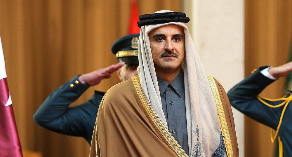 """حقيقة إصابة أمير قطر تميم بن حمد بفيروس """"كورونا القاتل"""""""
