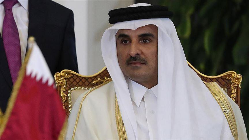 """بعد تحركات عسكرية تركية.. أمير قطر يدق طبول الحرب ضد """"بن زايد"""" و""""السيسي"""""""