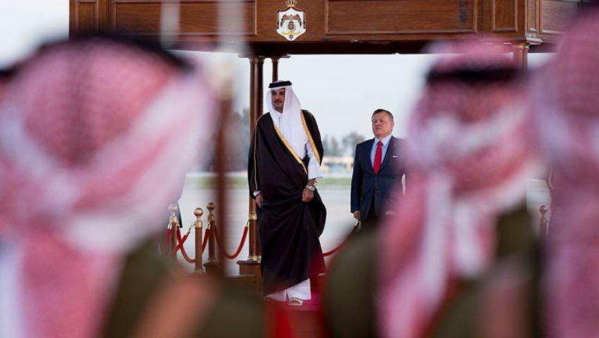 الأردن تنقلب على السعودية.. أمر ملكي عاجل من الملك عبد الله الثاني بشأن قطر