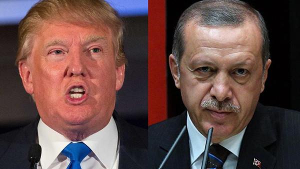 """""""ترامب"""" يهدد تركيا وأنقرة ترد"""
