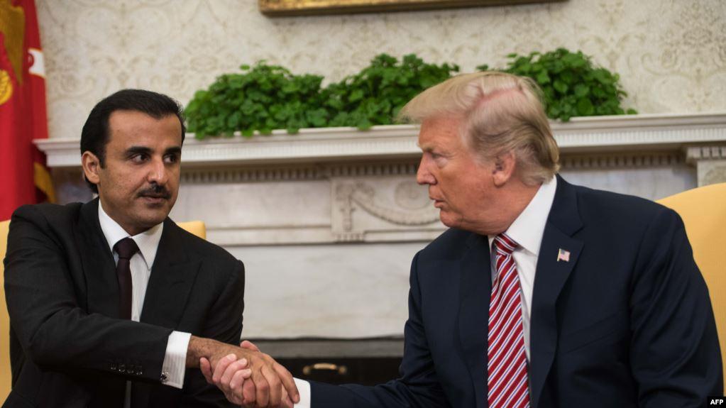 بعد انقلاب قطر على السعودية في قمم مكة.. بيان هام من أمريكا بشأن الأمير تميم بن حمد