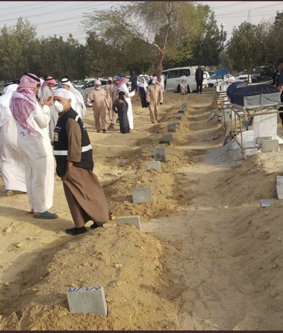 بعد تفَّحم 8 من أبنائه في حريق مروع.. رسالة مؤثرة من الكويتي سلطان العتيبي