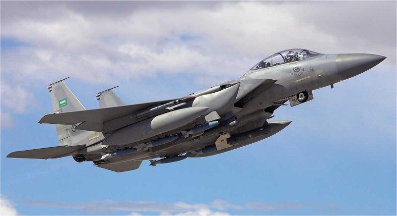 مفاجأة.. مقاتلات سعودية تُنفِّذ عملية عسكرية في قلب سوريا ومصدر غربي يكشف التفاصيل