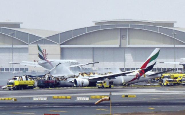 اول رد من الإمارات بعد إعلان الحوثيين استهداف مطار دبي الدولي