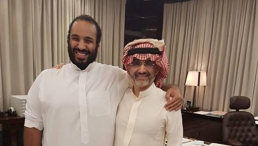 محمد بن سلمان يتسبب في كارثة للملياردير السعودي الوليد بن طلال
