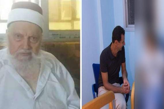 """بالصور.. """"أسماء الأسد"""" تستعين بدجالين علويين لشفاءها من السرطان"""