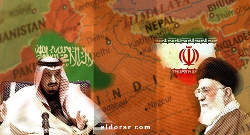 """اشتعال الصراع بين السعودية وإيران على أرض دولة ثالثة """"غير متوقعة"""""""